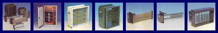 electric heater batteries, electric vent heaters, industrial heater batteries, electric heaters